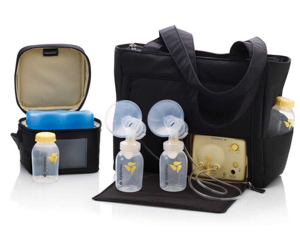 Medela Pump In Style Advanced On-The-Go Tote Breastpump