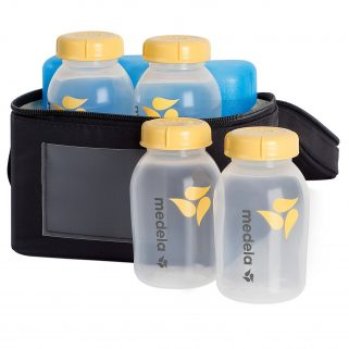 Breastmilk Cooler Set