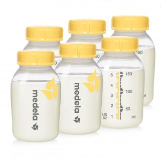 Medela Breastmilk Collection & Storage Bottle Set