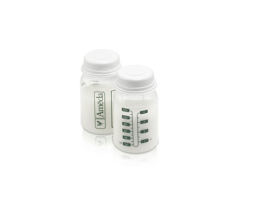 Ameda Storage Bottles