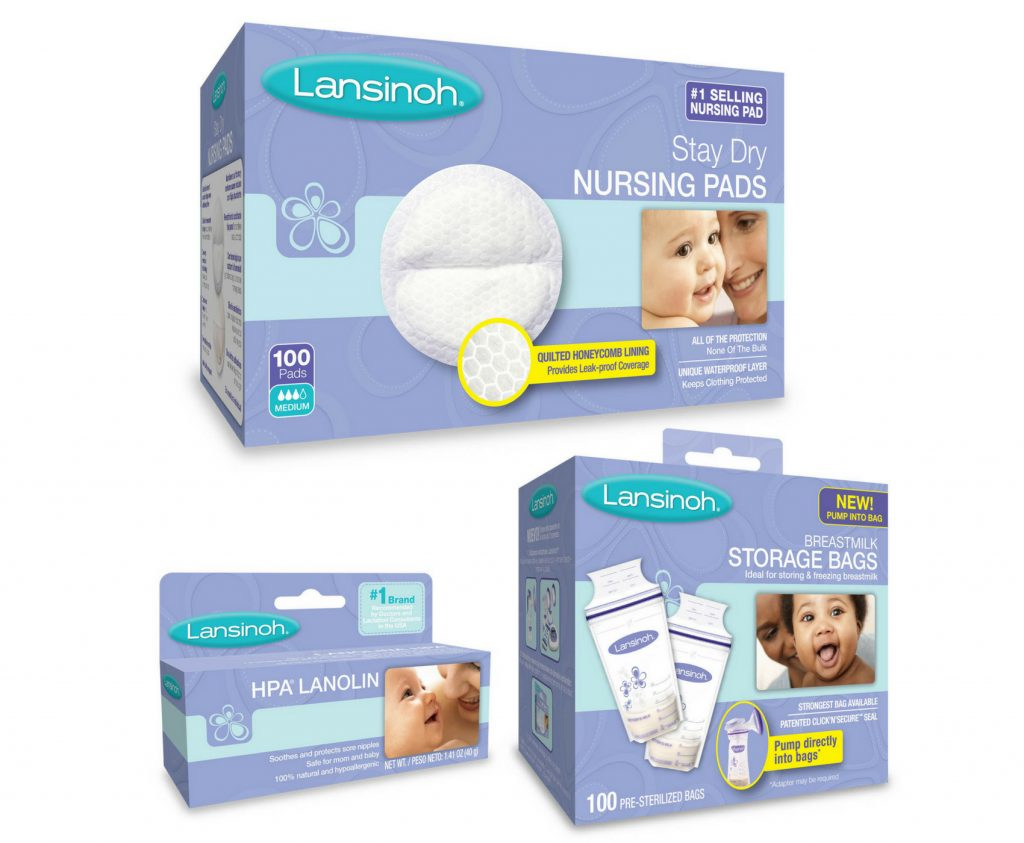 Lansinoh Easy Essentials Accessory Kit