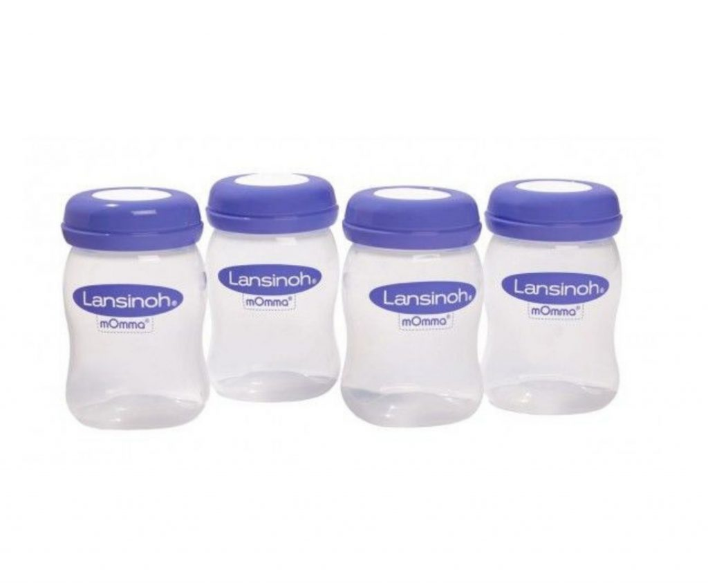 Lansinoh Storage Bottles