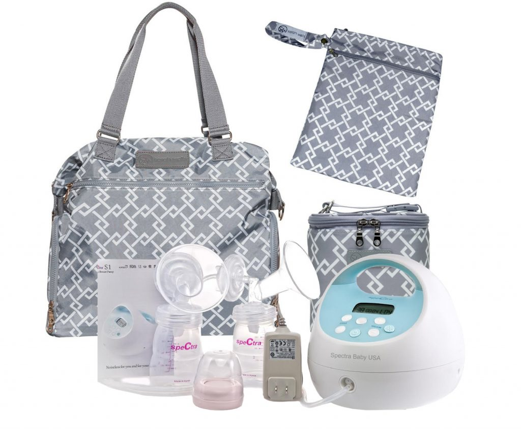 Spectra S1 with Sarah Wells Lizzy Bag All-In Bundle